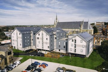 £15m 'wellbeing' student living development completes in Preston