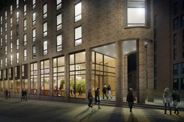 Plans approved for £26m student living apartments in Sheffield