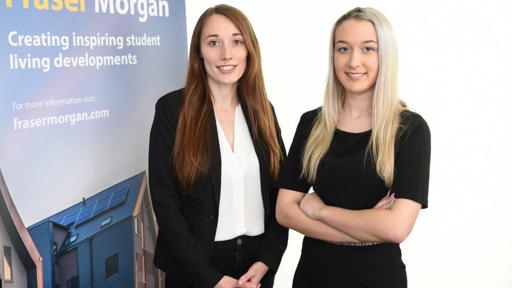 Fraser Morgan - Jodie Nolan and Megan Askam